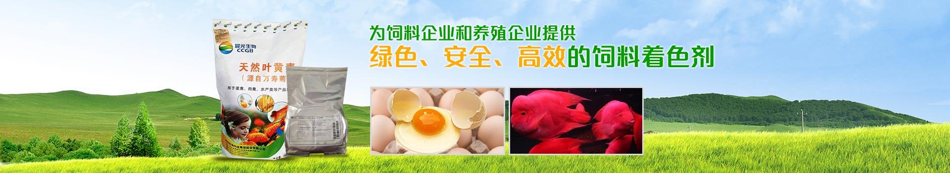 中农牧扬为饲料企业和养殖企业提供,绿色、安全、高效的饲料着色剂